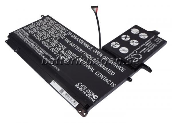 Batteri til Lenovo ThinkPad S5 mfl - 4.250 mAh