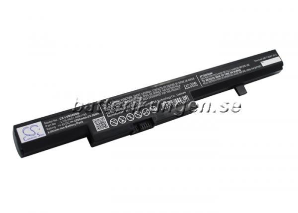 Batteri til Lenovo B40 mfl - 2.200 mAh