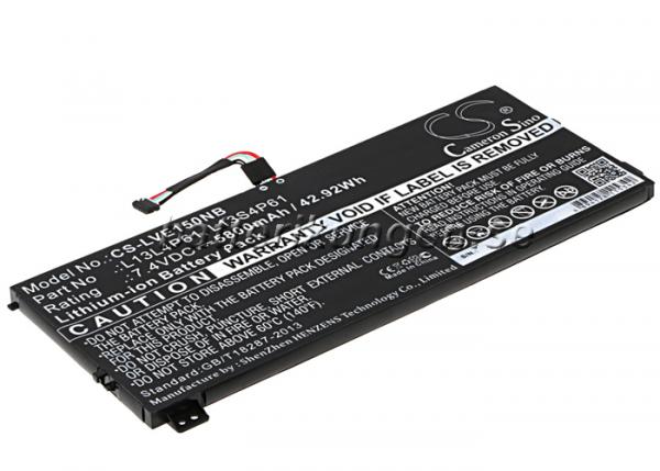 Batteri til Lenovo Edge 15 mfl - 5.800 mAh