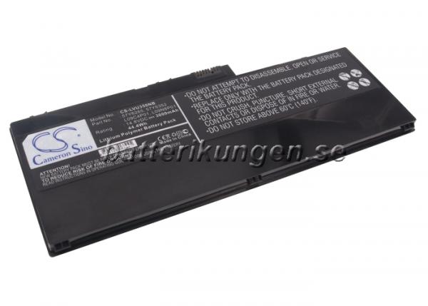 Batteri til Lenovo IdeaPad U350 mfl - 3.000 mAh