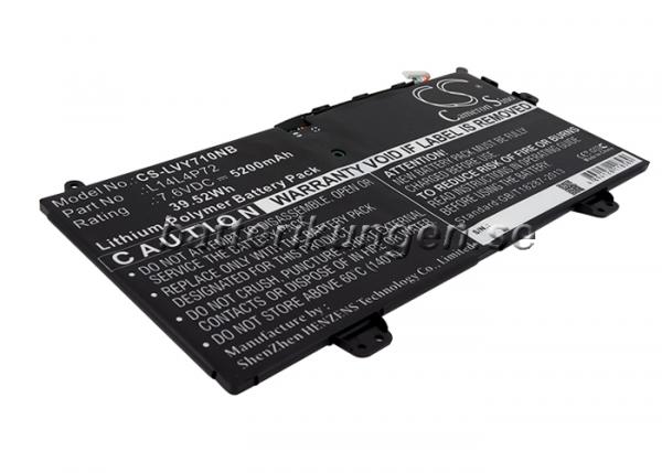 Batteri til Lenovo Yoga 700 - 5.200 mAh