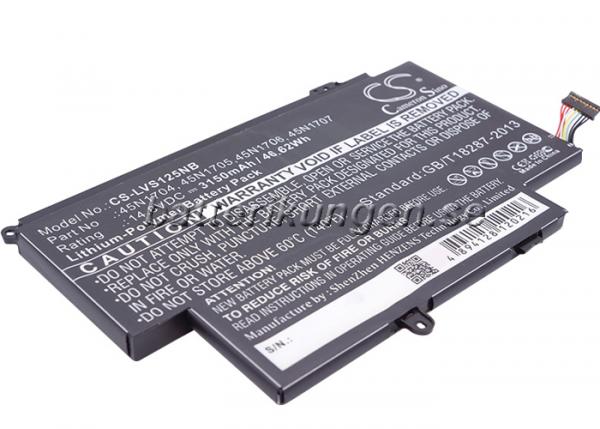 Batteri til Lenovo Yoga 12 - 3.150 mAh