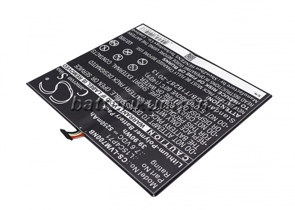 Batteri til Lenovo MIIX 700 mfl - 5.250 mAh