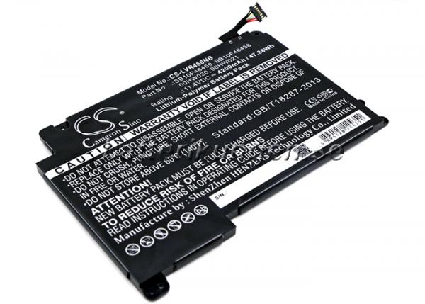 Batteri til ThinkPad Yoga 460 - 4.200 mAh