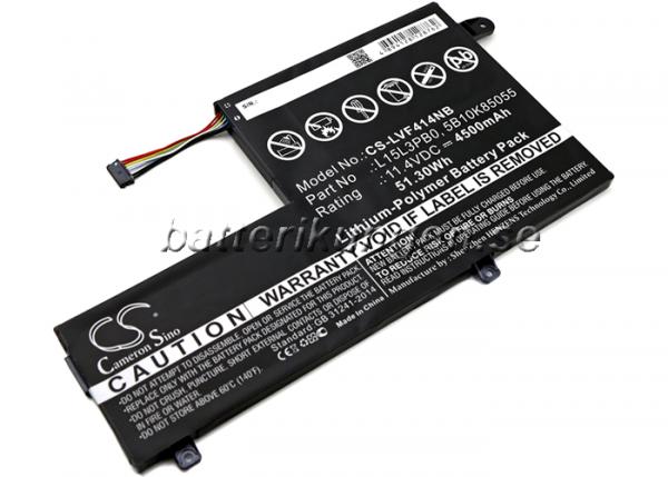 Batteri til Lenovo Flex 4 1470 mfl - 4.500 mAh