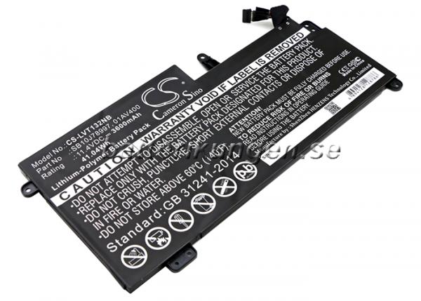 Batteri til Lenovo ThinkPad 13 Chromebook mfl - 3.600 mAh