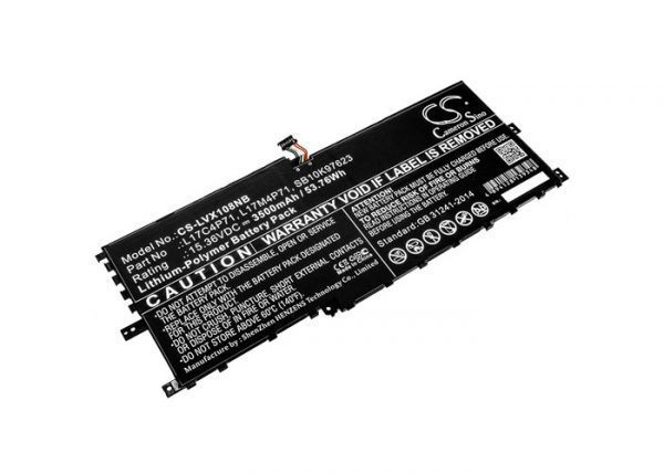 Batteri til Lenovo ThinkPad X1 Yoga 2018 - 3.500 mAh