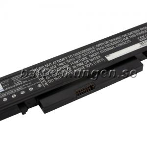 Batteri til Samsung N210 mfl - 4.400 mAh