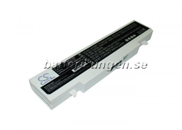 Batteri til Samsung Q320 mfl - 4.400 mAh - Vitt