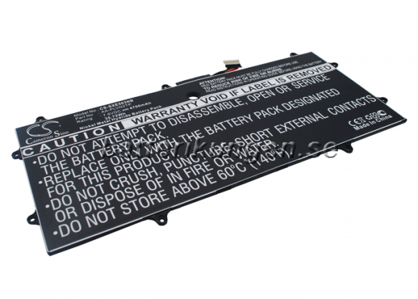 Batteri til Samsung Chromebook 2 mfl - 4.700 mAh