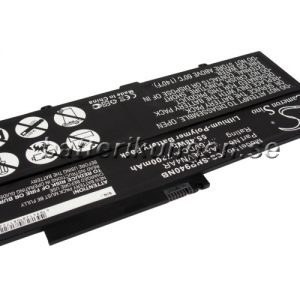 Batteri til Samsung Ativ Book 9 Plus mfl - 7.300 mAh