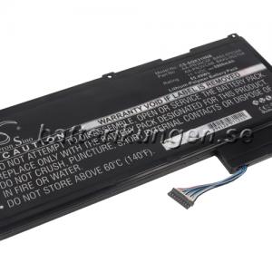 Batteri til Samsung NP-SF511 mfl - 5.900 mAh