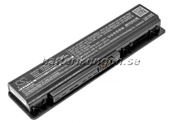 Batteri til Samsung NP200B mfl - 4.400 mAh