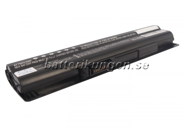 Batteri til MSI CR650 mfl - 4.400 mAh