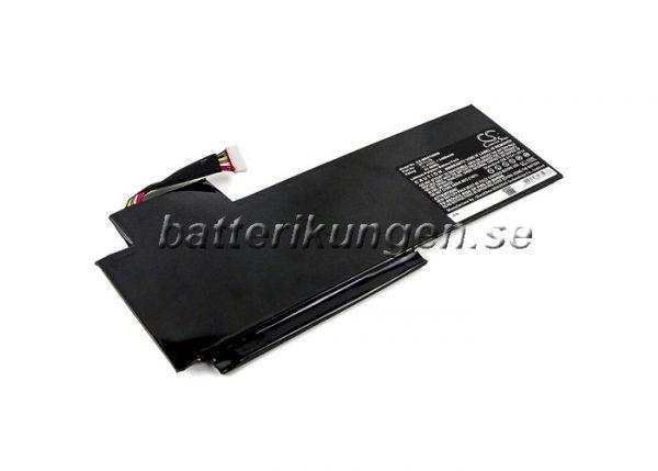Batteri til MSI GS70 MS-1172 mfl - 4.400 mAh