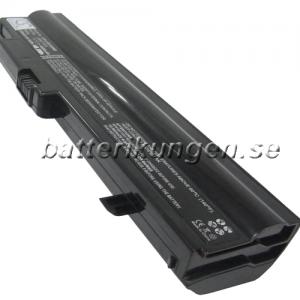 Batteri til LG X120 / X130 - 4.400 mAh - Svart