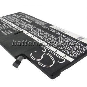 """Batteri til Apple MacBook Air 13"""" MC503 mfl - 6.700 mAh"""