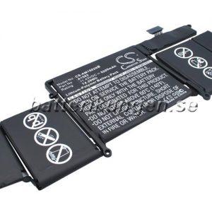"Batteri til Apple Macbook Pro 13"" 2015 Retina mfl - 6.500 mAh"
