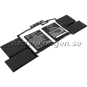 """Batteri til Apple MacBook Pro """"Core i7"""" 2.6 15"""" Touch/Late 2016 mfl - 6.600 mAh"""