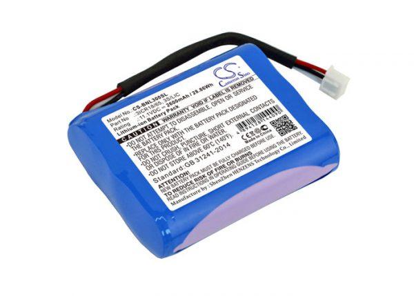 Batteri til Bang & Olufsen BeoPlay A3 - 2.600 mAh
