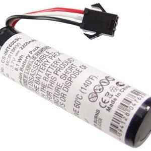 Batteri til Altec IM600 mfl - 2.200 mAh