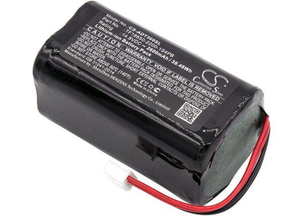 Batteri til Audio Pro Addon T10 mfl - 2.600 mAh