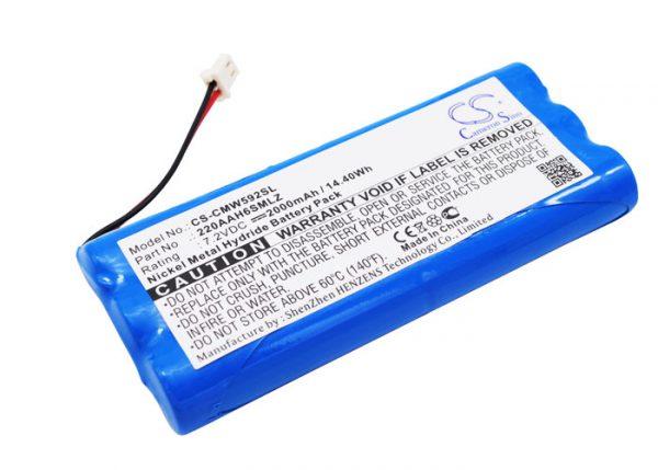 Batteri til Clearone Max - 2.000 mAh