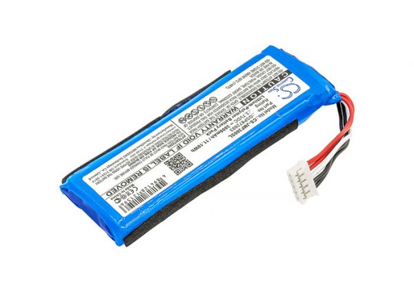 Batteri til JBL Flip 3 - 3.000 mAh