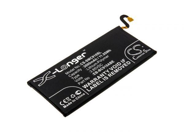 Batteri til Samsung Galaxy C10 Pro mfl - 3.000 mAh