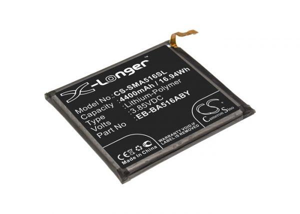 Batteri til Samsung Galaxy A51 5G mfl - 4.400 mAh