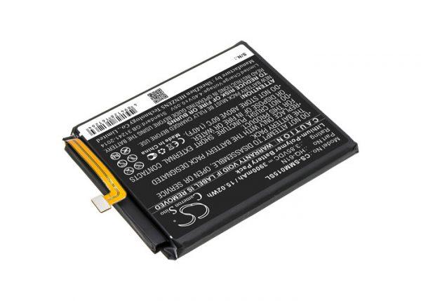 Batteri til Samsung Galaxy M01 2020 mfl - 3.900 mAh
