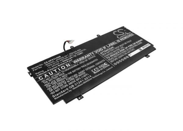 Batteri til HP Envy 13-AB063 mfl - 5.000 mAh